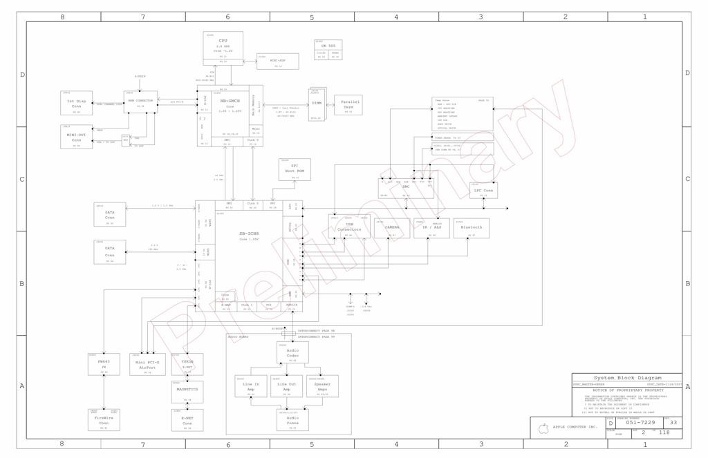 apple imac 24 u2033 a1225 schematic  u2013 820