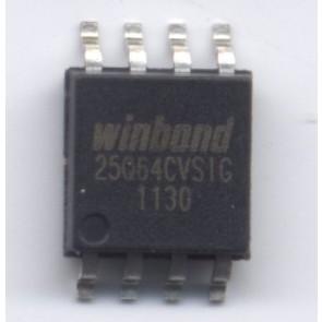 WINBOND W25Q64CVSIG BIOS IC