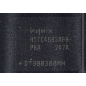 HYNIX H5TC4G83AFR PBA VIDEO MEMORY MODULE