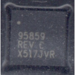 INTERSIL ISL95859HRTZ QFN40 POWER IC