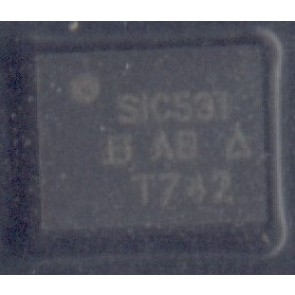 VISHAY SIC531 SiC531CD-T1-GE3 POWER IC