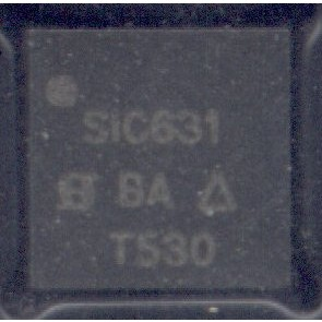 VISHAY SIC631 POWER IC