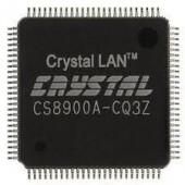 CS8900A-CQ3 Crystal LAN ISA Ethernet Controller