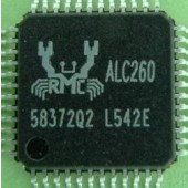 Realtek ALC260 2 Channel HD Audio Codec