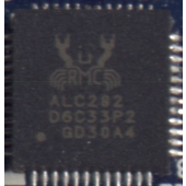 REALTEK ALC282 SMALL QFN48 SOUND IC