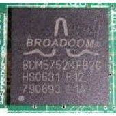 BROADCOM BCM5752KFBG BGA IC Chip