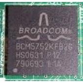 BROADCOM BCM5752KFBG BGA IC Chip