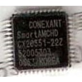 CONEXANT CX20551-22Z QFP48 IC Chip