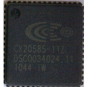CONEXANT CX20585-11Z QFP-56PIN IC Chip