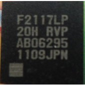 HITACHI H8S2117 F2117LP20H F2117LP  BGA IC Chip