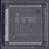 ITE IT8987E CXA 128pin IC