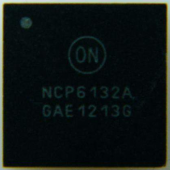 ON NCP6132A  QFN IC CHIP