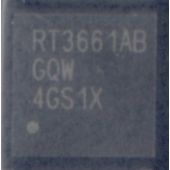 RICHTEK RT3661AB QFN IC