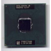 Intel® Core™2 Duo Processor T8100  (3M Cache, 2.10 GHz, 800 MHz FSB)
