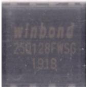 WINBOND W25Q128FWSIG BIOS IC