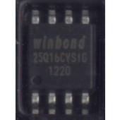 WINBOND 25Q16CVSIG BIOS IC