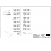 Broadway GDDR5 MXM 3.0 Crossfire schematic – 105-B960xx-00A