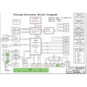 HP Compaq V3706TX schematic - WISTRON Viking-Discrete
