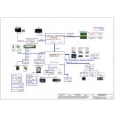 ACER PREDATOR HELIOS 300 N17C3 COMPAL LA-F991P DH53F REV1.C SCHEMATIC