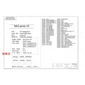 SAMSUNG MCLAREN-15 BA41-01898A BA41-01899A BA41-01900A REV 0.9 SCHEMATIC