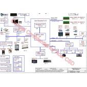 ACER E5-571/E5-531 COMPAL LA-B991P A5WAH REV1.0 SCHEMATIC