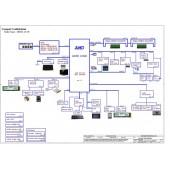 ACER ACER ASPIRE3 A315 COMPAL LA-G021P DH5AV REV1.B SCHEMATIC