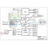 Compaq Presario CQ62 (AMD) schematic – HP G62 (AMD)  – Foxconn Safina