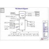 Toshiba Satellite L600/L640/L645 (UMA) schematic –   TE2