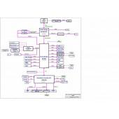 ECS I4xSIx Motherboard schematic