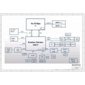 FUJITSU LIFEBOOK UH552 UH572 INVENTEC SYNAPSE 6050A2503201 SCHEMATIC