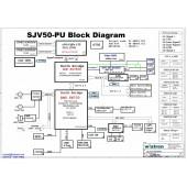 Gateway NV52/NV56 – Packard Bell EasyNote TJ61/TJ62/TJ63 schematic –  SJV50-PU