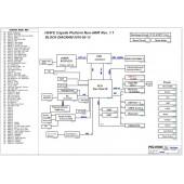 PEGATRON H54FE REV1.1 SCHEMATIC