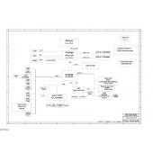 HP CQ320 CQ321 INVENTEC VILLEMONT VV10 INTEL UMA 6050A2364601 SCHEMATIC