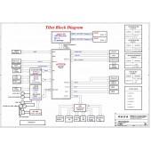 HP Compaq V3000/V3500/(AMD), DV2000 (AMD) schematic – Tibet