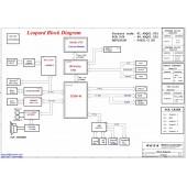 HP DV4000 schematic – Leopard DF