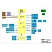 Compaq Presario CQ43 schematic – CHICAGO – TPN-F101/TPN-F102