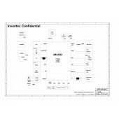 INVENTEC W1-TAB 6050A2419801 SCHEMATIC