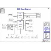 Toshiba Satellite L655/L755 schematic - QUANTA BLB