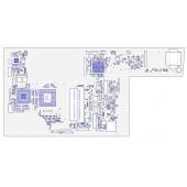 LENOVO THINKPAD T520 W520 WISTRON KENDO-3 LKN-3 H0222-1 BOARDVIEW