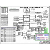 Packard Bell EasyNote MB66 schematic - PB2