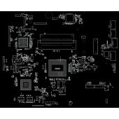 ASUS PRO ESSENTIAL PU551J PU551JF 60NB0920-MB1100 BOARDVIEW