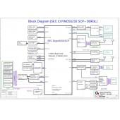 HP CHROMEBOOK11 QUANTA 0C1 Y06  REVA SCHEMATIC