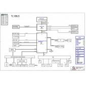 Toshiba Satellite T110/T115 schematic –  TL1
