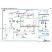 HP TOUCHSMART 620 3D SCHEMATIC - QUANTA WJ1