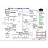 ACER ASPIRE E5-523G QUANTA ZAB DA0ZABMB6E0 REV1.A SCHEMATIC