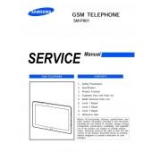 SAMSUNG GALAXY NOTE PRO 12.2''  SM-P901 SERVICE MANUAL