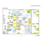SONY VAIO VGN-UX230 VGN-UX280P VGN-UX2307  MBX-150 SCHEMATIC COMPONENTS MAP