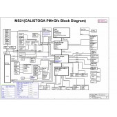 Sony VGN-AR130VGN-AR320E schematic – MS21 - MBX-164
