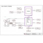 LENOVO IDEACENTRE C200 AiO T&I C200 DDR3 715G4616-M0C-000-0060 SCHEMATIC
