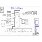 Toshiba Satellite L600/L600-53B (Discrete) schematic –  TE2D